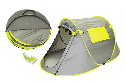 Camping Made Easy With 10 Second Tent - The Instant Weather Resistant Pop Up Tent!