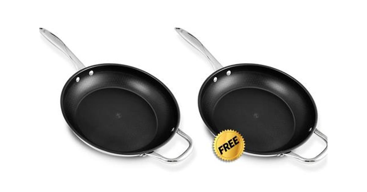 Perfect Pro Pan 28cm BUY 1 Get 1 FREE + 60 Money Back Guarantee + FREE Postage!