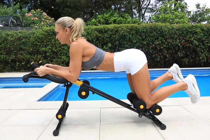 Energym 12 in 1 Exercise Machine! FREE Smart Scales PLUS 60-day Money Back Guarantee FREE POSTAGE start now!