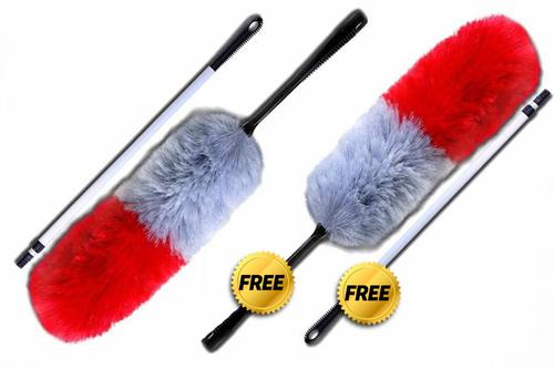 Miracle Magnetic Duster BUY 1 Get 1 FREE Plus 2 FREE Extension Poles + FREE POSTAGE!