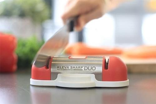 Dual Action Kleva sharp Duo Knife Sharpener