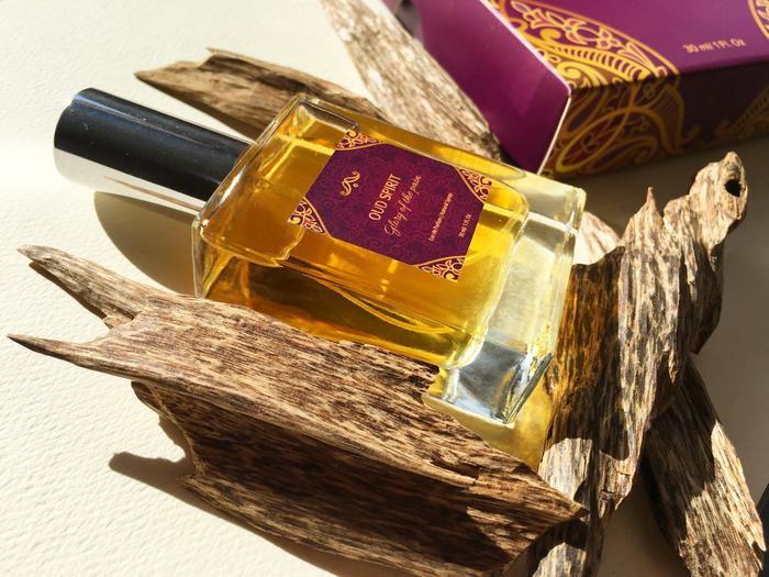 Grandawood Agarwood Oud Perfume: OUD SPIRIT- GLORY OF THE PAIN- 30 ml perfume