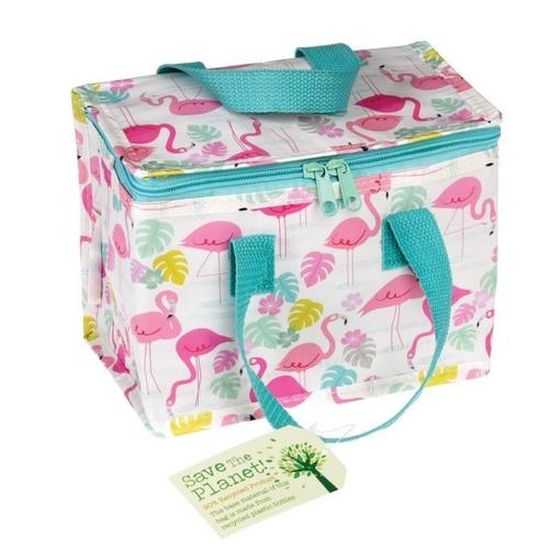 REX LONDON |  Lunch Bag - Flamingo Bay