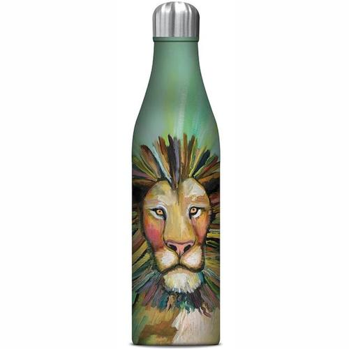STUDIO OH  |  Insulated Water Bottle 750ml - Majestic Lion