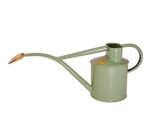 HAWS | Metal Indoor Watering Can in Gift Box 1 Litre - Sage