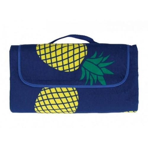 ANNABEL TRENDS | Beach Picnic Rug/Blanket - Pineapple