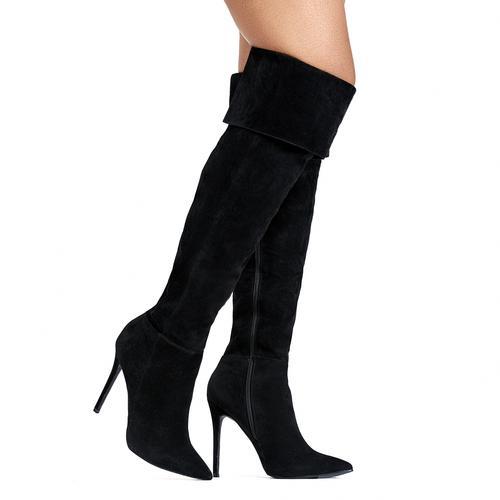 Sola Thigh High Boot