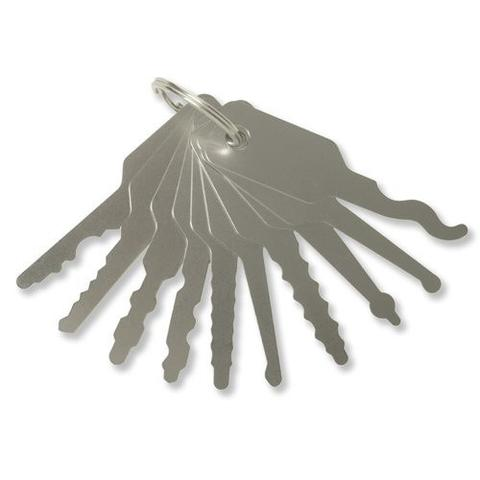 SouthOrd Auto Door Jigglers for Locksmiths
