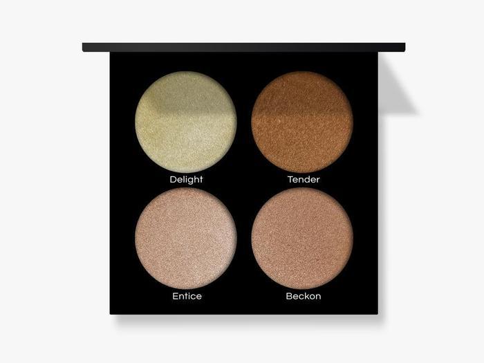 Highlighter Palette (2nd - Gold)