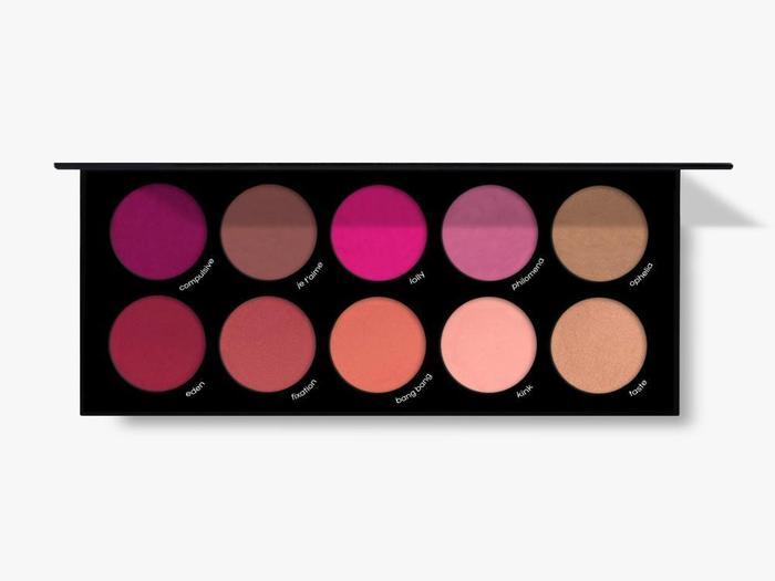 Blush & Bronzer Palette