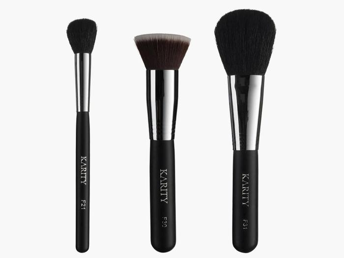 About Face Brush Set