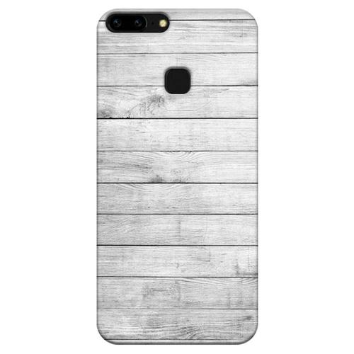 80ae4a78b Mangomask OnePlus 5T Mobile Phone Case Back Cover Custom Printed Designer  Series White Wood Two