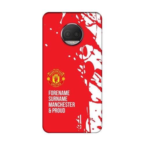 5966c25e3 Mangomask Motorola Moto G5s Plus Mobile Phone Case Back Cover Custom  Printed Designer Series Manchester United FSMP