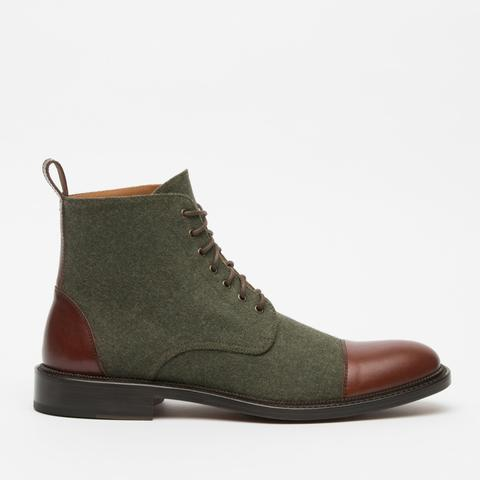 a3464ae9e154 The Jack Boot in Green