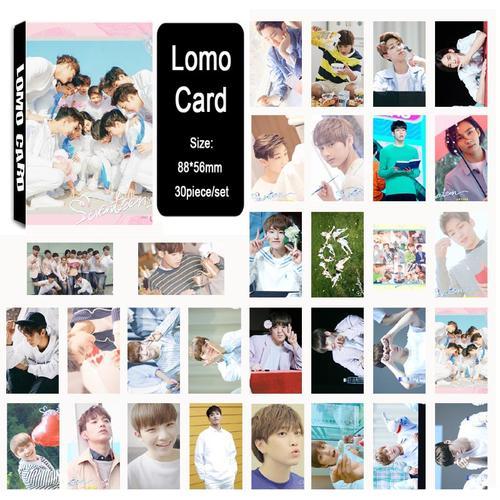 """""""SEVENTEEN"""" PHOTO CARDS"""