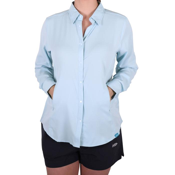 99e60373d754 Women s Wrangle Long Sleeve Technical Fishing Shirt
