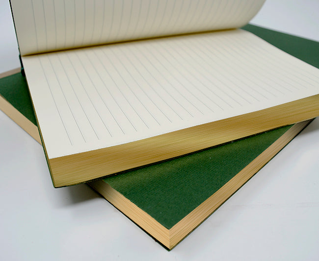 Journal Refill/Insert - Lined & Gilded Pages (in 2 sizes)
