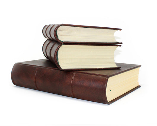 The World's Thickest Italian Leather Journal