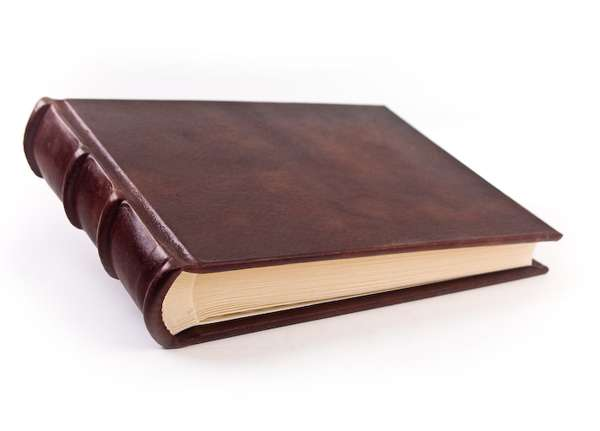 Handmade Leather Brag Book/Photo Album 9x6