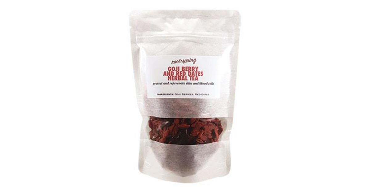 "Goji Berries & Red Dates ""Blood Revitalizer"" Herbal Tea"