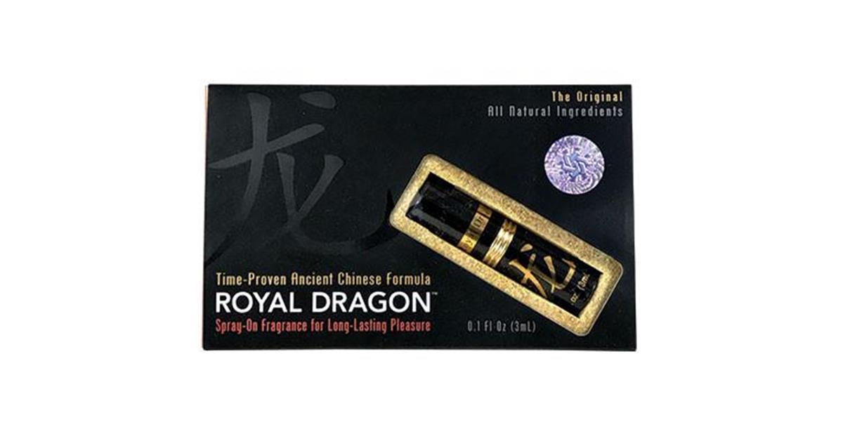 Royal Dragon Men's Fragrance Spray