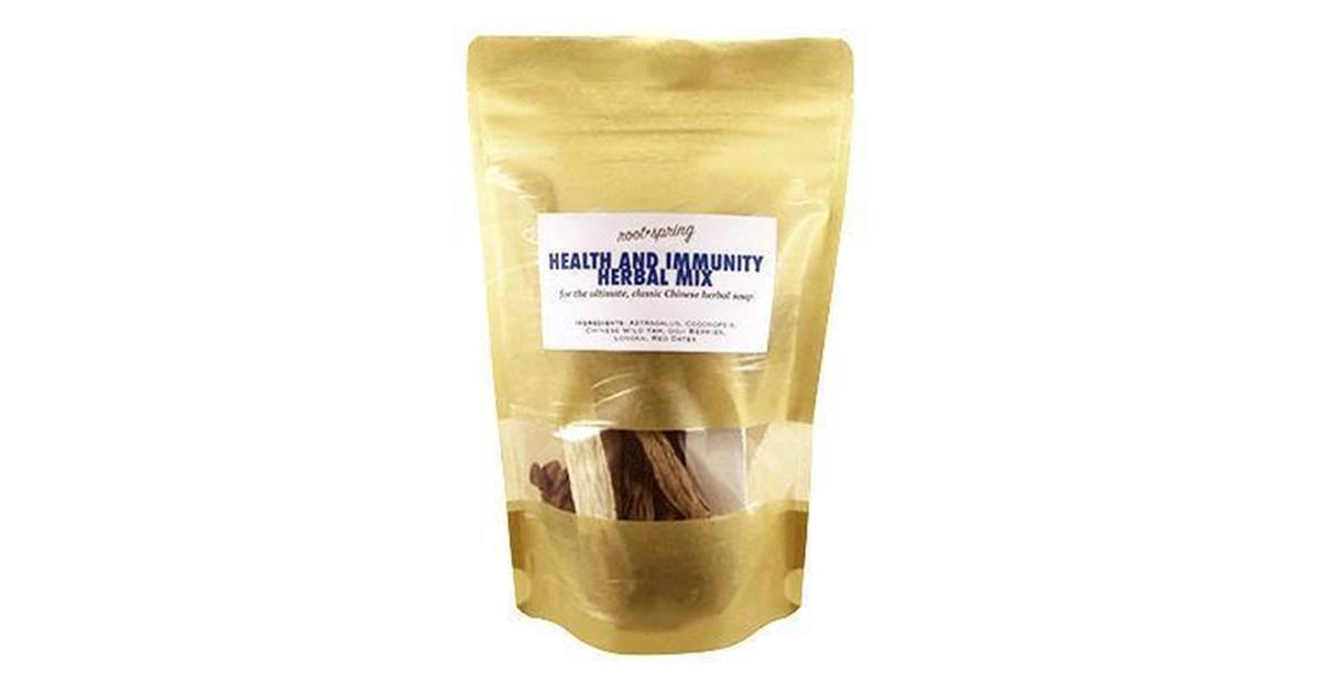 Chinese Herbal Soup Mix For Good Health & Immunity