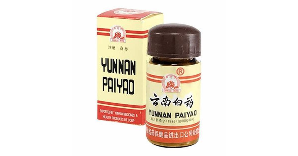 Yunnan Baiyao Powder for Bleeding or Hematoma