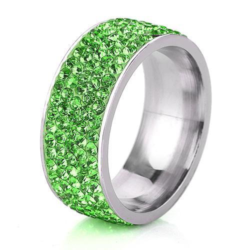 Spring Shimmer Ring
