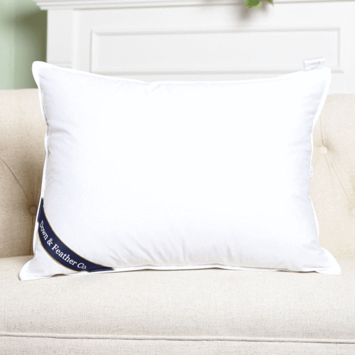 Snuggle Soft Classic Feather Pillows