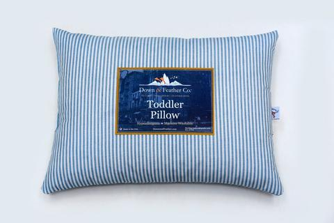 """My First Feather Pillow - Toddler (13"""" x 18"""")"""