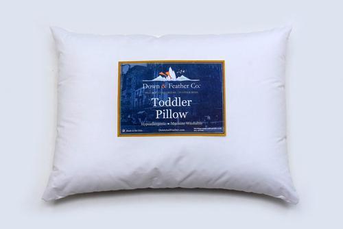 "My First Down Pillow - Toddler (13"" x 18"")"