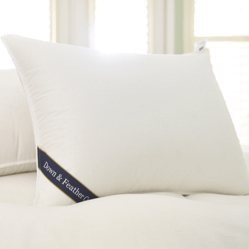 Snuggle Soft 850 Fill Power Goose Down Pillows