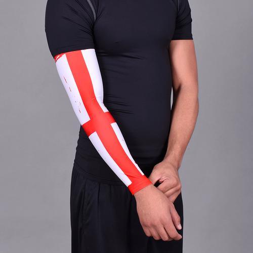 60cf280c55 England Brushed Flag Arm Sleeve. Great Sleefs