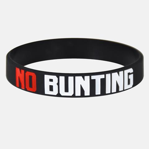 f853b6b57 No Bunting Motivational Wristband
