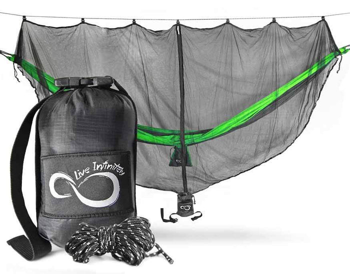 Universal Camping Hammock Mosquito Bug Net