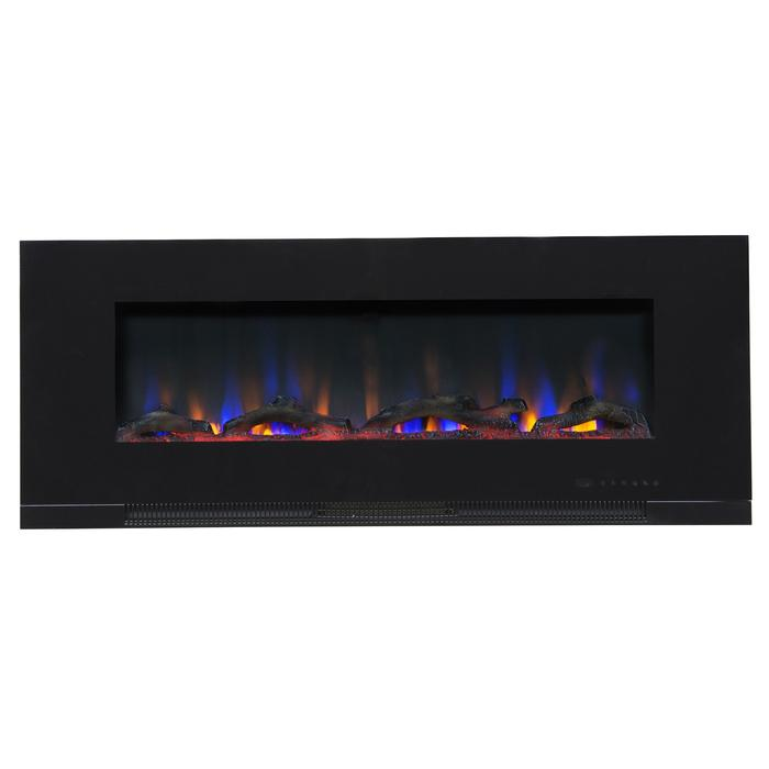 """ValueLine 50 80031 50"""" Recessed Electric Fireplace"""