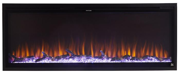 """Sideline 50 Elite 50"""" Recessed Electric Fireplace"""
