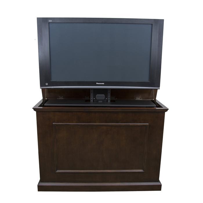 "Elevate 72008 Espresso TV Lift Cabinet for 50"" Flat screen TVs"