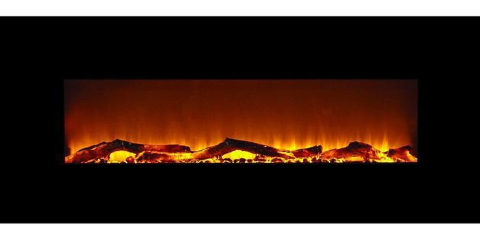 "Onyx 80001 50"" Wall Mounted Electric Fireplace"