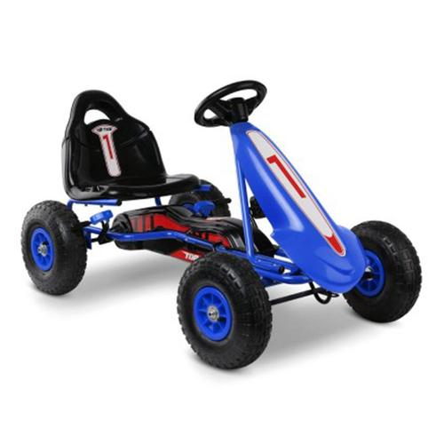 Kids Pedal Powered Go Kart in Various Colours