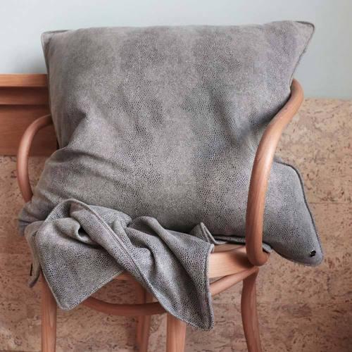 CORA Snakeskin Print European Pillowcase