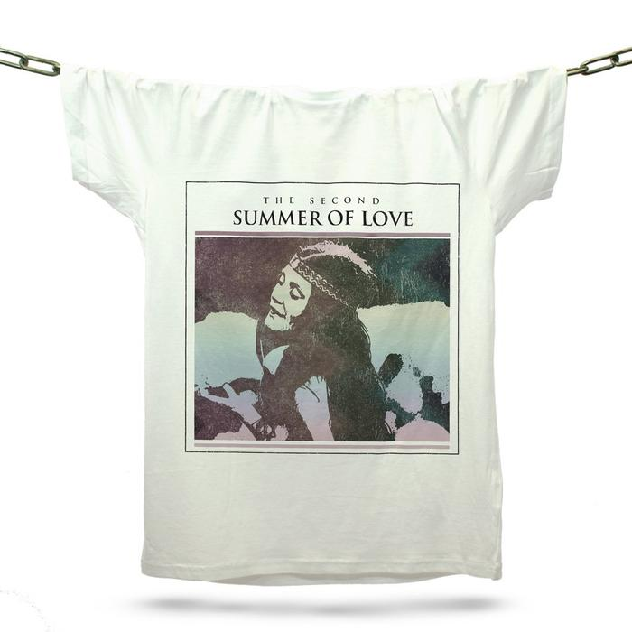 Second Summer Of Love T-Shirt / White