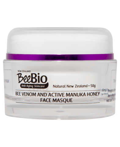 Active 16+ Manuka Honey & Bee Venom Venomenous Masque