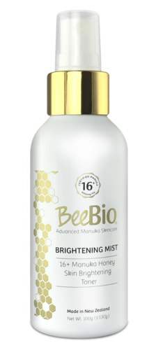 Brightening Mist - Active 16+ Manuka Honey Skin Brightening Toner