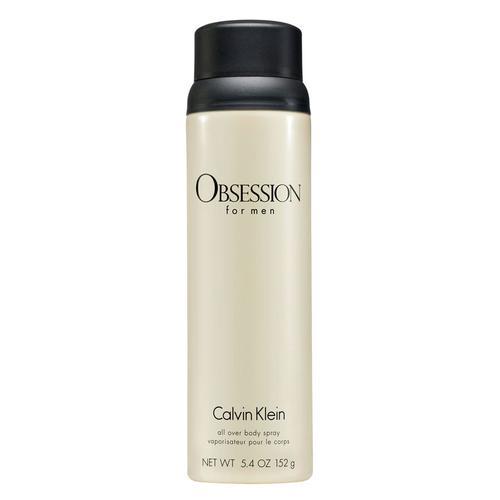 Calvin Klein Obsession for Men All Over Body Spray 152g