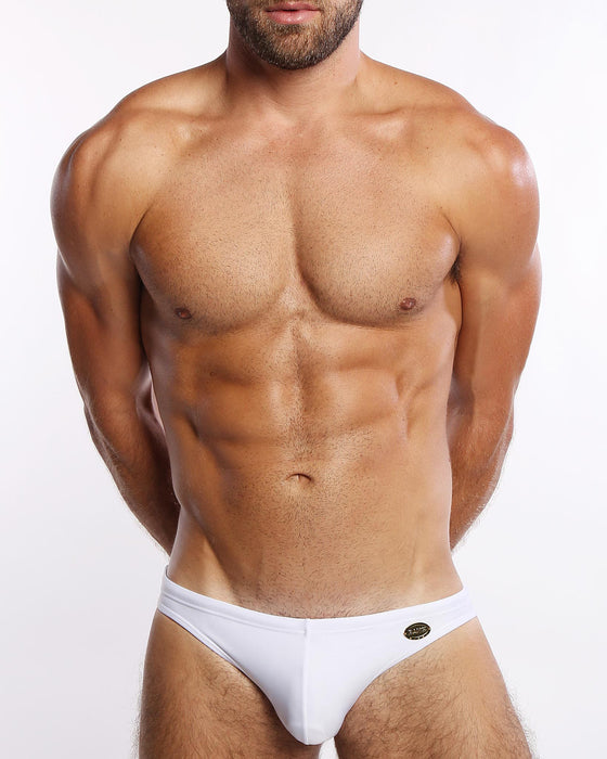 White <br>Swim Mini-Brief