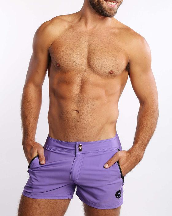 Purple Reign <br>Beach Shorts