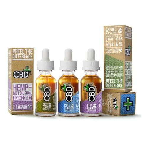 CBD Oil Tincture (30ml)