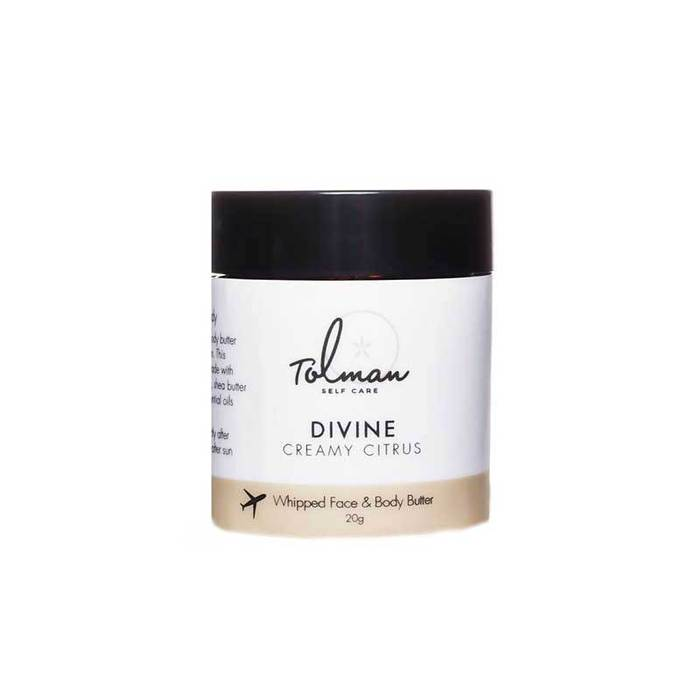 Divine Plant-Based Face & Body Butter (Travel Size)