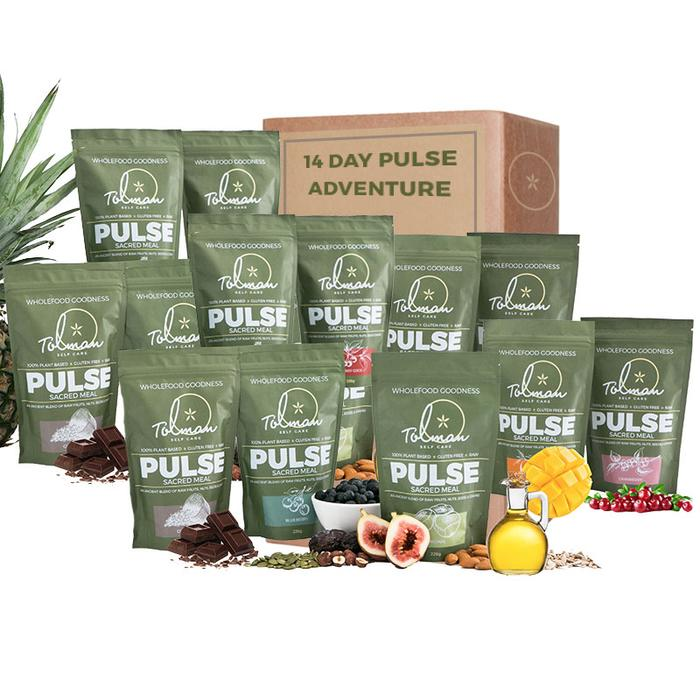 Fourteen Day Pulse Adventure (14 x 226g Packs) Sacred Meal
